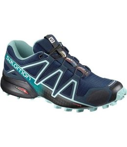 Salomon Speedcross 4 Damen Poseidon/Eggshell