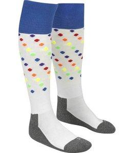 Stag Socken Regenbogen-Tupfen