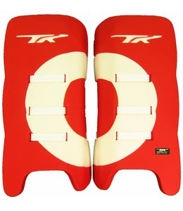 TK Total Two GLX 2.1 Legguards Rot/Weiss