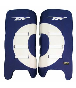 TK Total Two GLX 2.1 Legguards Blau/Weiss