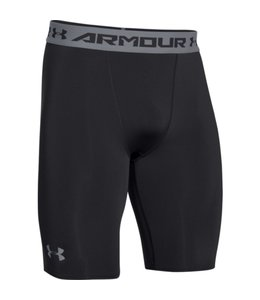 Under Armour Heatgear Armour Long Comp Short Heren Zwart