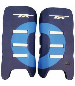 TK Total Three GLX 3.1 Legguards Blau/Sky