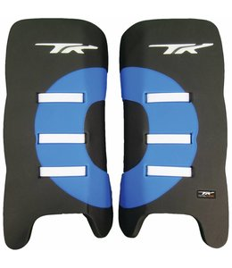 TK Total Three GLX 3.1 Legguards Schwarz/Sky
