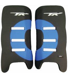 TK Total Three GLX 3.1 Legguards Zwart/Sky