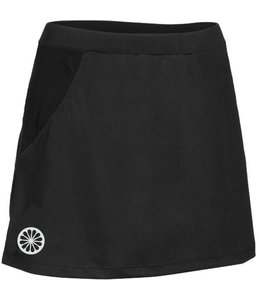 Indian Maharadja Women's tech skort Schwarz
