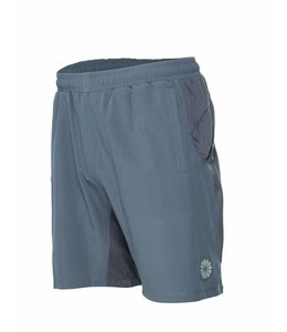 Indian Maharadja Men's tech short woven Steel Blue
