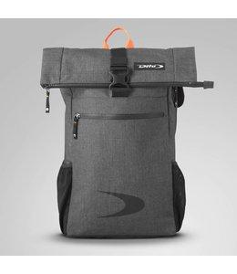 Dita Backpack Messenger Fluo Rood/Donkergrijs