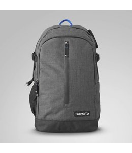 Dita Backpack Icon Blauw/Donkergrijs