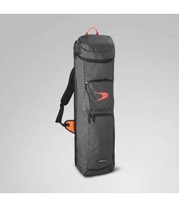 Dita Stickbag Giant Fluo Rood/Donkergrijs