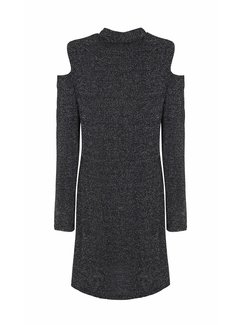 D-XEL 4210737 DRESS | black