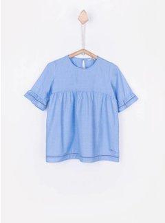 TIFFOSI BLOUSE AVELANEDA 10021839 | blue