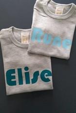Gepersonaliseerde T-shirt of rompertje