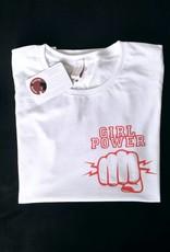 T-shirt 'GIRL POWER'