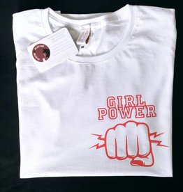T-shirt 'GIRL POWER'