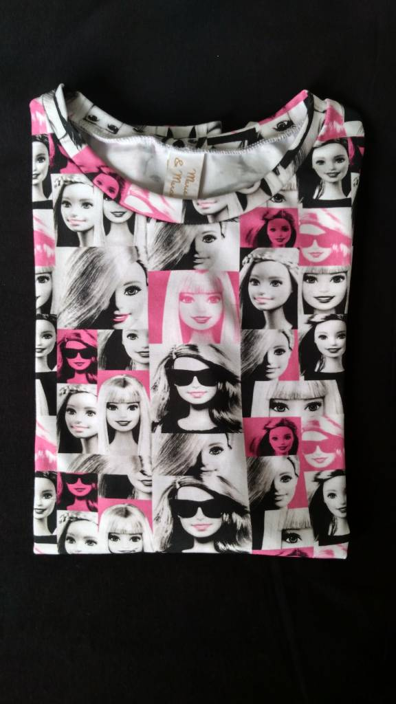 Tricot sweater 'Barbie'