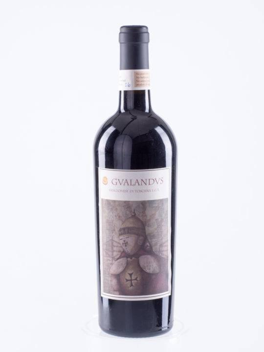 Guido Gualandi | Italy | Tuscany Guido Gualandi | Chianti Colle Florentini | Gualandys 2006 Double Magnum | Toscana Rosso I.G.T.