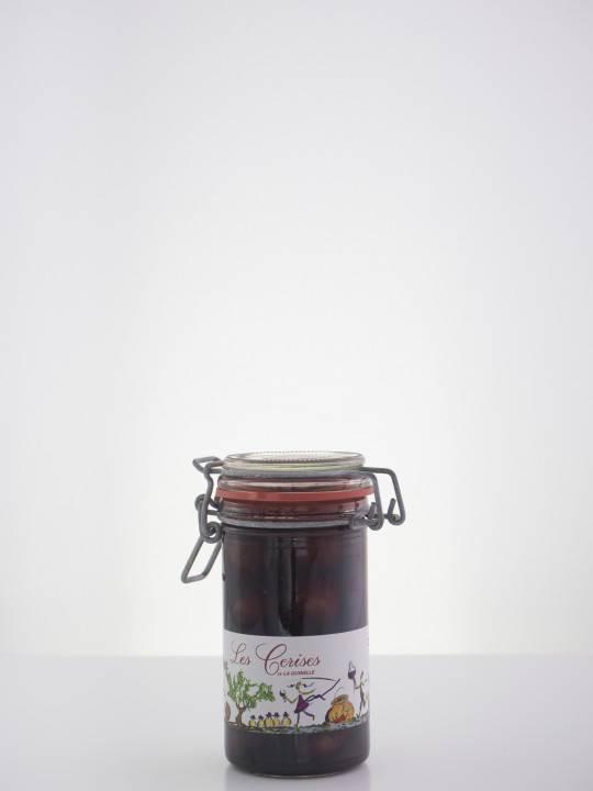 La Guinelle | Banyuls Vinegars | Languedoc La Guinelle | Ceret cherries on Banyuls Vinegar  270 gr