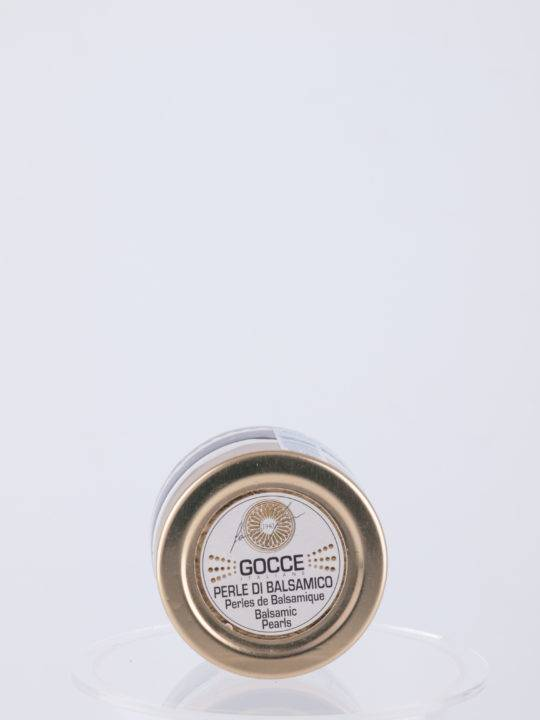 Acetaia GOCCE   Balsamic Pearls Classic 50 gr