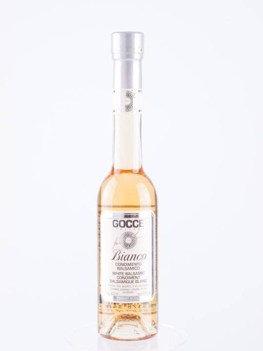 Acetaia GOCCE | 5 years aged white Balsamic condiment