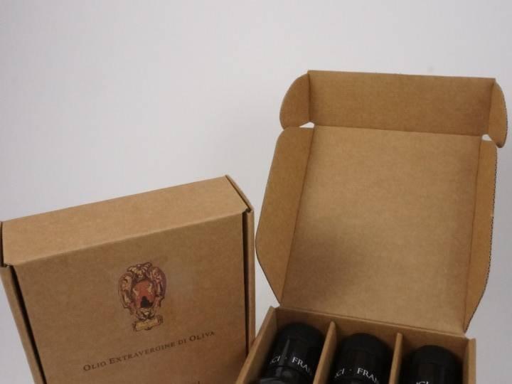 Frantoio Franci | Italy | Tuscany Frantoio Franci Tasting set of 3 x 100 ml Extra Virgin Olive Oil