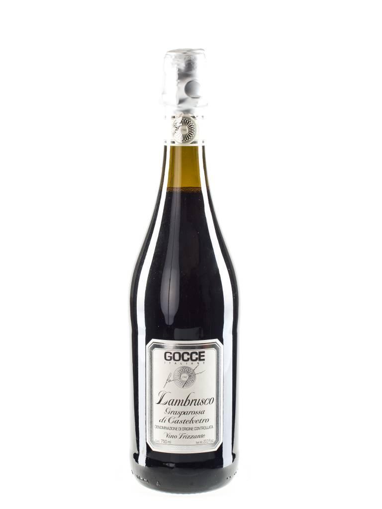 Acetaia GOCCE | Lambrusco Grasparossa di Castelvetro D.O.C.