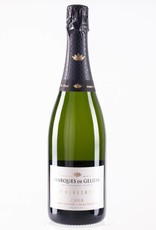 Vins el Ceps | Spain | Terra Alta Cava | Marques de Gelida | Brut Nature | Gran Reserva | Vintage 2012 | 36 months sur lattes, dosage 0 g/l, 10% Chardonnay