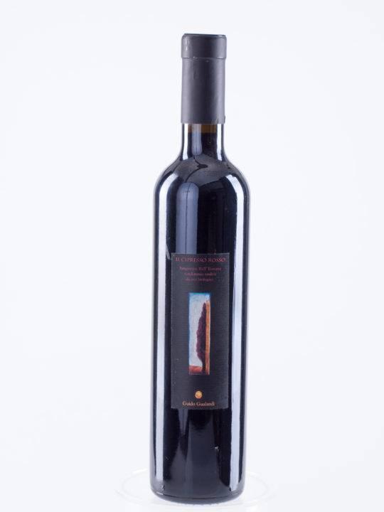 Guido Gualandi   Italy   Tuscany Guido Gualandi   Cipresso Rosso 2011   Rosso di Toscana I.G.T.
