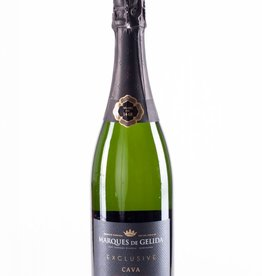 Vins el Ceps | Spain | Terra Alta Cava | Marques de Gelida | Brut Reserva Exclusive | Vintage 2010 | -- 36 mdn sur lattes, dosage 8 g/l, 90% Xarel-Lo 10% Chardonnay