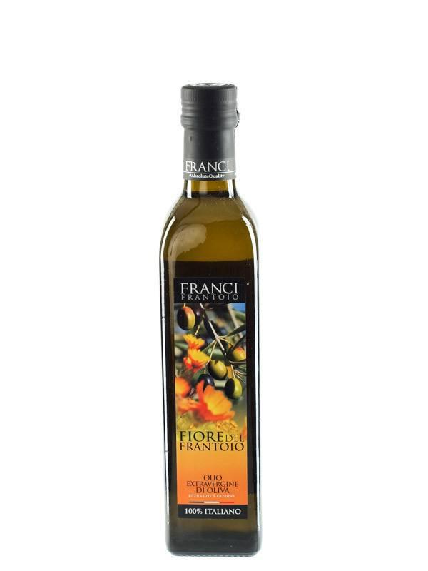 "Frantoio Franci | Italy | Tuscany Frantoio Franci | Extra Virgin Olive Oil ""Fiore Del Frantoio"" 50cl"