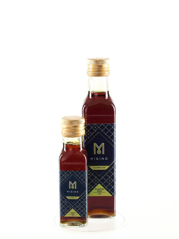 Migino | Hove | Belgium Migino | Pumpkin seed oil 250ml