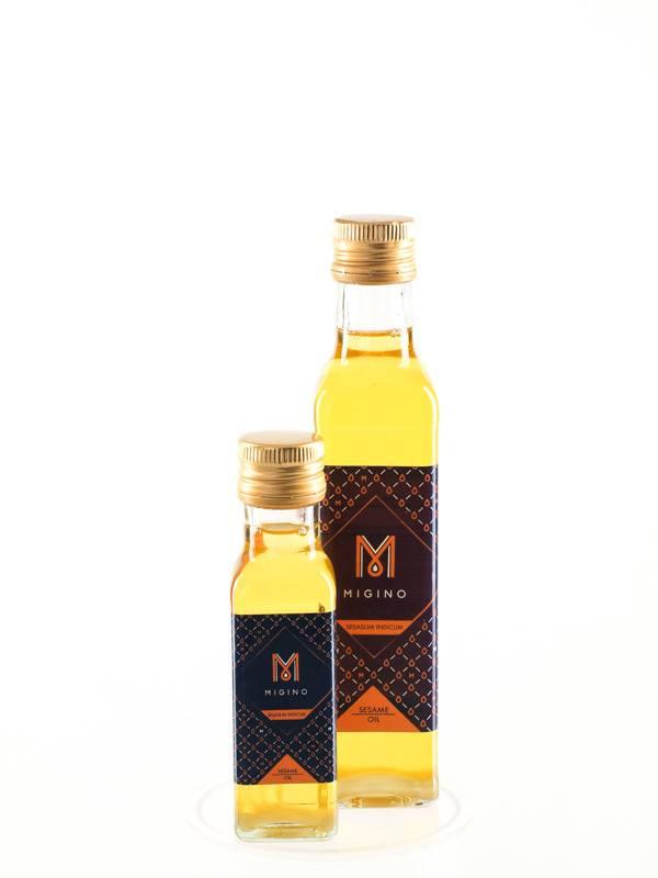 Migino   Hove   Belgium Migino   Sesame oil 500ml