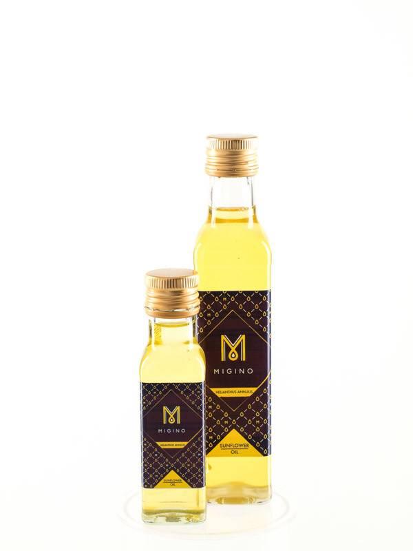 Migino | Hove | Belgium Migino | Sunflower oil 100ml