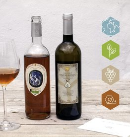 Guido Gualandi | Italy | Tuscany Hunting Season | Wine Set | Vinum Bianco 2015 & Vinum Porporo 2014 | Guido Gualandi