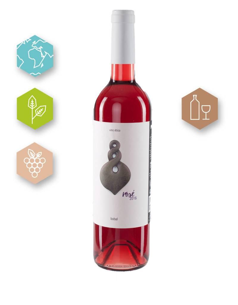 Bodegas Gratias | Manchuela | Spain Bodegas Gratias | gratias rosé 2016 | Rosé | Manchuela