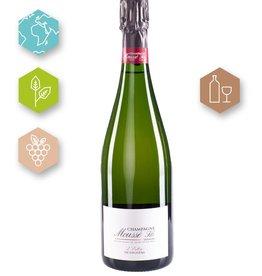 Champagne Moussé Fils | France | Champagne Extra Brut L'Or d'Eugène | Champagne A.O.C.