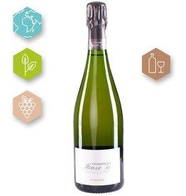 Champagne Moussé Fils | France | Champagne Cuvée  L'Or d'Eugène | Champagne A.O.C. (80% Pinot Meunier, 20 % Pinot Noir)