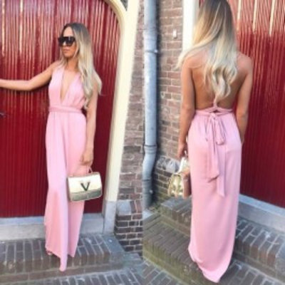 Jaimy Kardashian Special Maxi Oyster Pink
