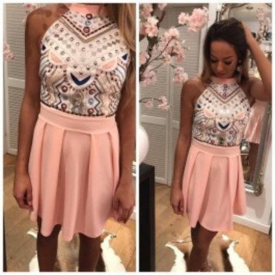 Jaimy Pacha Dress Rose