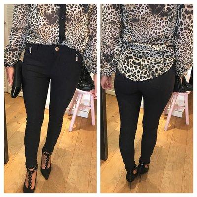 Glamorous Zip It Jeans