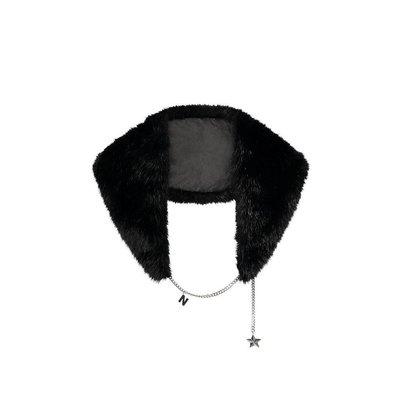 NIKKIE ava scarf black