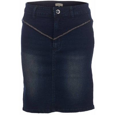 Glamorous hylda skirt denim blue