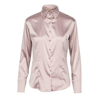 Glamorous Lux Blouse Light Pink