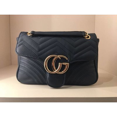 Jaimy Girl Like That Bag Midnight Blue