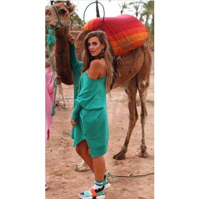 Reinders Loesje KnitWear Short Alhambra Green