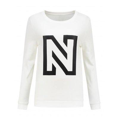 NIKKIE N Sweater offwhite