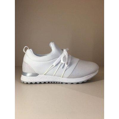 Jaimy Yezz shine sneakers white