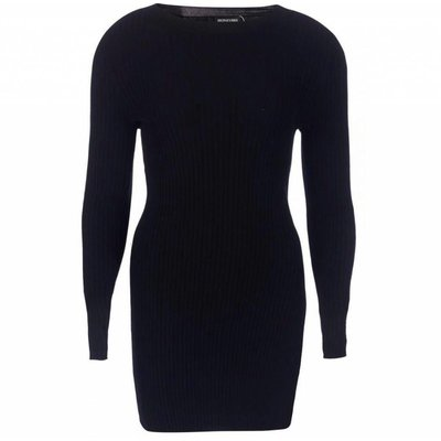 Reinders Twinset sweater roundneck black