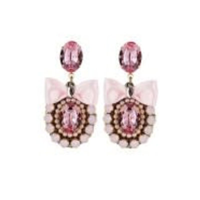 Godly Jewels Classic Bow Pink