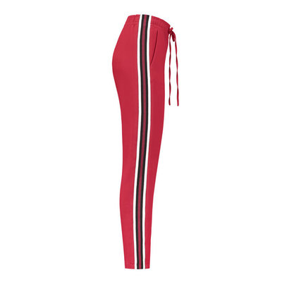 NIKKIE Raily pants red