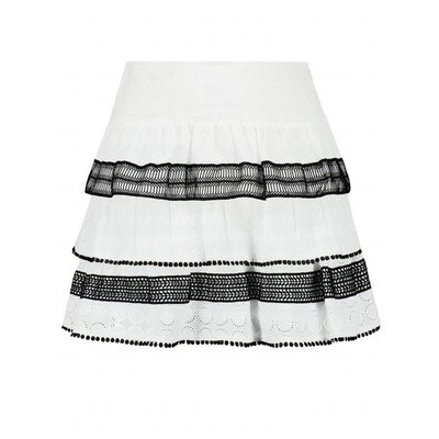 NIKKIE Rollin layer skirt